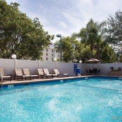 Отель Best Western Fort Lauderdale Airport/Cruise Port США, Форт-Лодердейл - отзывы, цены и фото номеров - забронировать отель Best Western Fort Lauderdale Airport/Cruise Port онлайн бассейн фото 2