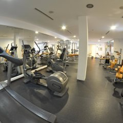 Hotel Orlovetz фитнесс-зал