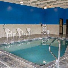 Отель Comfort Suites East Broad at 270 США, Колумбус - отзывы, цены и фото номеров - забронировать отель Comfort Suites East Broad at 270 онлайн бассейн
