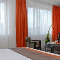 Отель Mercure Lyon Part Dieu Франция, Лион - 2 отзыва об отеле, цены и фото номеров - забронировать отель Mercure Lyon Part Dieu онлайн комната для гостей фото 4