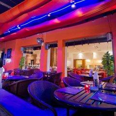 Отель Grand President Bangkok гостиничный бар