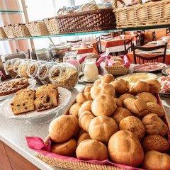 Hotel Sandra Гаттео-а-Маре питание