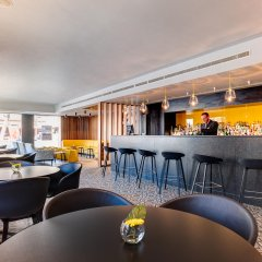 Apex City of Edinburgh Hotel гостиничный бар