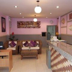 Отель Andaman Seaside Resort интерьер отеля