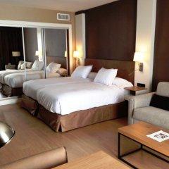 Отель Guitart Grand Passage Испания, Барселона - отзывы, цены и фото номеров - забронировать отель Guitart Grand Passage онлайн комната для гостей фото 2