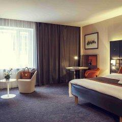 Гостиница Mercure Тюмень Центр комната для гостей фото 3