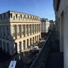 Отель New Hôtel Gare du Nord балкон