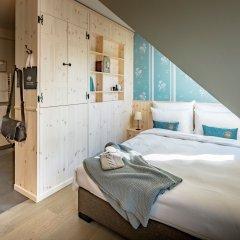 Отель Golden Leaf Hotel Altmünchen Германия, Мюнхен - 6 отзывов об отеле, цены и фото номеров - забронировать отель Golden Leaf Hotel Altmünchen онлайн комната для гостей фото 4