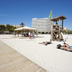 Отель Son Matias Beach спортивное сооружение