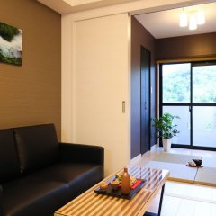 Hotel Guell Hakata Фукуока комната для гостей