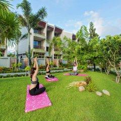 Отель Silk Sense Hoi An River Resort фитнесс-зал фото 3