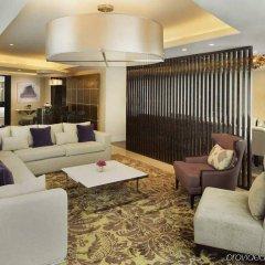 Отель Hilton Capital Grand Abu Dhabi ОАЭ, Абу-Даби - отзывы, цены и фото номеров - забронировать отель Hilton Capital Grand Abu Dhabi онлайн комната для гостей фото 5