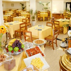 Отель c-hotels Club House Roma питание фото 3