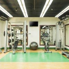 Coral Dubai Deira Hotel фитнесс-зал