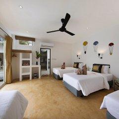 Отель Aditaya Pool Beach Villas Самуи комната для гостей фото 5
