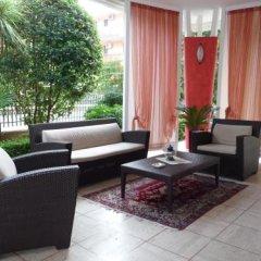 Отель Suite Hotel Parioli Италия, Римини - 7 отзывов об отеле, цены и фото номеров - забронировать отель Suite Hotel Parioli онлайн интерьер отеля фото 4