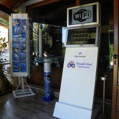 Отель Mirabelle Hotel Греция, Аргасио - отзывы, цены и фото номеров - забронировать отель Mirabelle Hotel онлайн спортивное сооружение