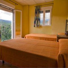 Отель Alojamiento Rural Sierra de Jerez Сьерра-Невада комната для гостей фото 3