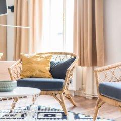 Отель Oasis Apartments Corvin I Венгрия, Будапешт - отзывы, цены и фото номеров - забронировать отель Oasis Apartments Corvin I онлайн удобства в номере фото 2