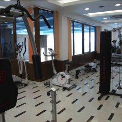 Отель VIVAS Дуррес фитнесс-зал фото 2