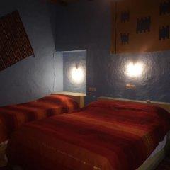 Отель Auberge Kasbah Des Dunes Марокко, Мерзуга - отзывы, цены и фото номеров - забронировать отель Auberge Kasbah Des Dunes онлайн комната для гостей фото 5