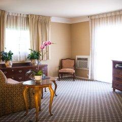 Отель Best Western PLUS Sunset Plaza США, Уэст-Голливуд - отзывы, цены и фото номеров - забронировать отель Best Western PLUS Sunset Plaza онлайн комната для гостей фото 3