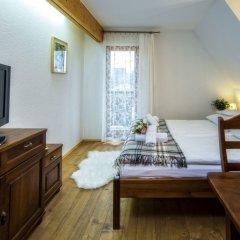 Отель Willa Olga Закопане комната для гостей фото 2
