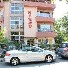 Отель Guesthouse Kirov Равда парковка