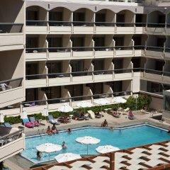 Отель Island Resorts Marisol Родос вид на фасад