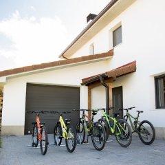 Отель TuApartamento Casa de Campo Villanueva de Lónguida Лонгида спортивное сооружение