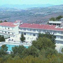 Отель San Gabriel пляж