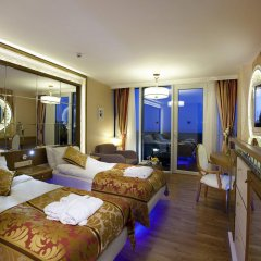 Granada Luxury Resort & Spa Турция, Аланья - 1 отзыв об отеле, цены и фото номеров - забронировать отель Granada Luxury Resort & Spa онлайн комната для гостей фото 5