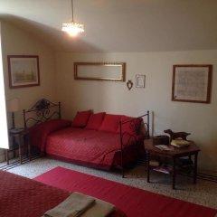 Отель B&B Il Merlo комната для гостей