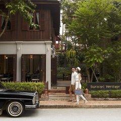 Отель Burasari Heritage Luang Prabang городской автобус