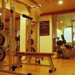 Hotel Majesty Бари фитнесс-зал фото 2