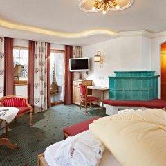 Отель Alpenjuwel Jäger комната для гостей
