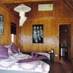 Отель Lazy Days Bungalows Ланта комната для гостей