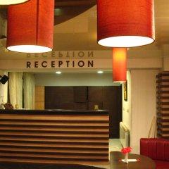Отель Alexander Hotel Болгария, Банско - 1 отзыв об отеле, цены и фото номеров - забронировать отель Alexander Hotel онлайн интерьер отеля фото 2