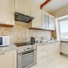 Отель Apartament Parkur Komfort Сопот в номере