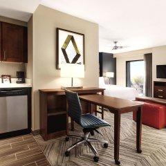 Отель Homewood Suites by Hilton Washington DC Capitol-Navy Yard удобства в номере