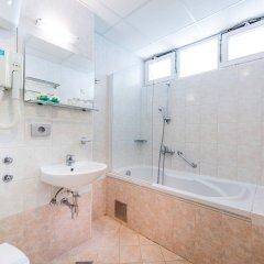 Hotel Vis ванная
