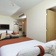 Отель Holiday Inn Express Toulouse Airport Франция, Бланьяк - отзывы, цены и фото номеров - забронировать отель Holiday Inn Express Toulouse Airport онлайн комната для гостей фото 2