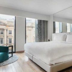 Отель Radisson Collection Hotel, Royal Mile Edinburgh Великобритания, Эдинбург - отзывы, цены и фото номеров - забронировать отель Radisson Collection Hotel, Royal Mile Edinburgh онлайн комната для гостей фото 5