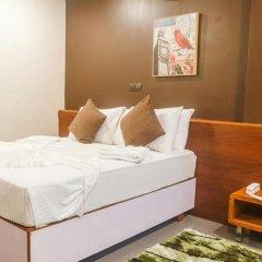 Отель Club Blu Мальдивы, Мале - отзывы, цены и фото номеров - забронировать отель Club Blu онлайн комната для гостей фото 2