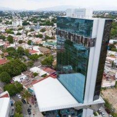 Отель Baruk Guadalajara Hotel de Autor Мексика, Гвадалахара - отзывы, цены и фото номеров - забронировать отель Baruk Guadalajara Hotel de Autor онлайн бассейн фото 2