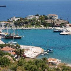 Datca Kilic Hotel пляж