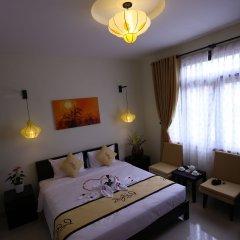 Отель Hoi An Cottage Villa Вьетнам, Хойан - отзывы, цены и фото номеров - забронировать отель Hoi An Cottage Villa онлайн комната для гостей фото 2