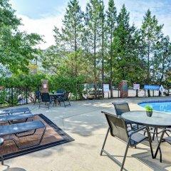Отель Homewood Suites Columbus-Worthington Колумбус бассейн фото 3