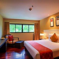 Отель Novotel Phuket Surin Beach Resort 4* Люкс с различными типами кроватей