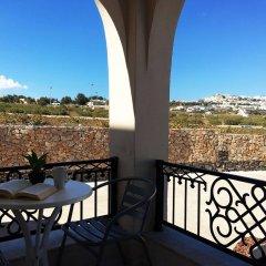 Отель Villa Agas Греция, Остров Санторини - 2 отзыва об отеле, цены и фото номеров - забронировать отель Villa Agas онлайн балкон